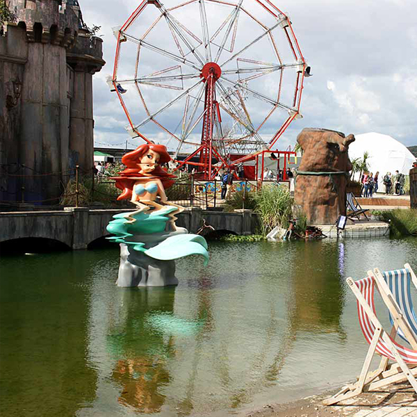 Banksy's Dismaland is happening - Preview